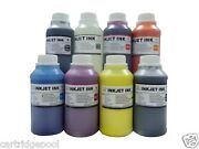 Nd® Refill Pigment Ink Kit For Stylus Photo 87 T087020 R1900 8x250ml W/syringe