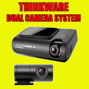 Thinkware F770 Front And Rear Dashcam Kit Full Hd Gps Wifi And Speed Camera 32gb