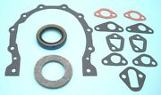 Dodge/plymouth 241 260 270 315 325 331 Timing Cover Gasket+seal Set Best 1953-58