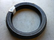 Nos New Motorcycle Tire Dunlop Sportmax Radial Front D207f 110 70 Zr17 Zr 17