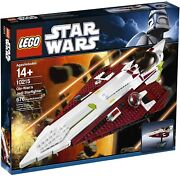 Lego Star Wars Ultimate Collector Series 10215 Obi-wanand039s Jedi Starfighter - New