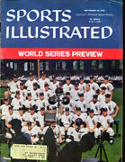1959 Sports Illustrated Chicago White Sox Cover Sept 28 Ex Cond