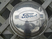 1942 Vintage Ford Galaxie Police Pickup Truck Hubcaps Wheel Covers Center Caps