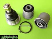 Upper Control Arm Bushing + Ball Joint Repair Kit For Frontier Xterra 98-04