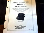 Scintilla S4rn, S4ln, S6rn, And S6ln Series Magneto Service Booklet