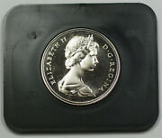 1972 Canada Proof-like One Dollar Coin In Presentation Case