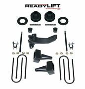Readylift 2008-2010 2.5 In Front 2.0 Inch Rear Lift Kit-for Ford F250 Super Duty