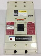 Nd312wk Cutler-hammer Series C Molded Case Switch 3 Pole 1200 Amps Max 600v