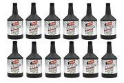 Red Line 20w60 Motorcycle Oil Synthetic 12 Quarts V-twin Harley 12604