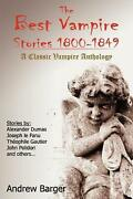 The Best Vampire Stories 1800-1849 A Classic Vampire Anthology By Joseph Le Fan
