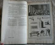 Diderot Needle Making Whole Section 4 Engravings Plates 1700s Book Prints Old