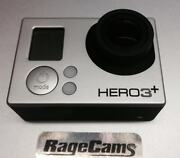 Gopro Modified Hero3+silver Camera With 4mm Nv Lens Night Vision Ir Sensitive