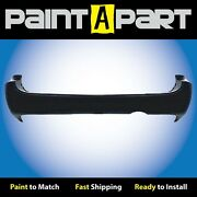 Fits 2001 2002 2003 2004 Chrysler Voyager Rear Bumper Cover Premium Painted