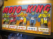 1999 Moto-king Collectors Edition Extreme Racing Board Game Still Sealed