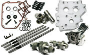 Feuling Complete Chain Drive Camchest Kit Cam Kit .574 Lift For Harley Twin Cam
