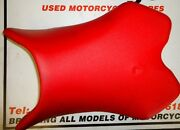 Yamaha Yzf R1 2007 2008 4c8seat Red - Frontused Motorcycle Parts