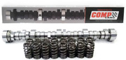 Comp Cams Camshaft And Beehive Springs Kit For Chevrolet Gen Iii Iv 515/522 Lift