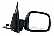 Fits 02-07 Liberty Right Pass Mirror Power With Heat - No Memory/auto Dim