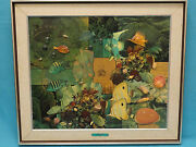 Notable Early Work Collage Art Work By Robert Swedroe Coral Reef