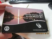 2013 U.s. Silver Proof Set Ogp Coa Several Years Listed Free Ship