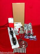 Lincoln 430 Master Engine Rebuild Kit Pistons+rings+cam+lifters+gaskets+ 1958-60