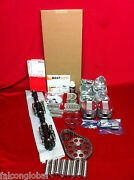 Lincoln 430 Master Engine Kit Pistons+rings+cam+lifters+fel-pro Gaskets 58-60