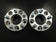 4 Wheel Spacers Adapters | 5x114.3 5x4.5 | 1/2-unf Studs | 50mm 2 Inch