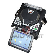 Ry-f600/ Y-f600p Fusion Splicer Optical Fiber Cleaver Auto Focus Function New