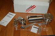 Hplc Column Agilent Varian Dynamax Stainless Steel 41.4mm Id End Fit Kit R00008