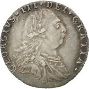 [86687] Great Britain, 6 Pence, 1787, Km 606.2, Au55-58, Silver, 2.98