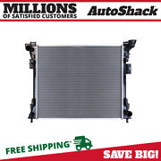 New Radiator Assembly For Dodge Grand Caravan Chrysler Town And Country Vw Routan