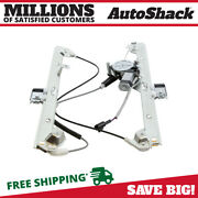 Front Driver Power Window Regulator With Motor For Chevy Silverado 1500 Tahoe V8