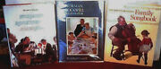 Norman Rockwell Lot Of 3 Collectible Vintage Art Books America Songbook Rare Vgc