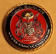 Patrol Squadron Sixteen War Eagles Navy Challenge Coin