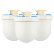 Clearly Filtered Replacement Water Pitcher Filter Cartridge 3-pack