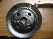 Original 66 Ford Mustang 289 V8 Smog Pump Pulley C6ae-9b447-c Coupe Fastback