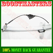 Window Regulator W/o Motor Front Driver Side For Lincoln Tow Car740686 98-07 New
