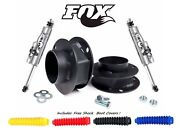 Zone Offroad D1201 2 Leveling Lift Kit For 2014-2018 Dodge Ram 2500/3500