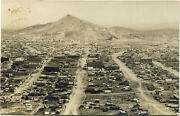 Postcard With Panorama View Of Goldfield, Nevada - Postmark 1908