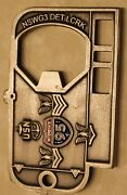 Naval Special Warfare Gp 3 Det Little Creek Seal Surface Sup Navy Challenge Coin