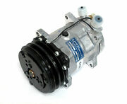 New A/c Compressor Sd 508 Jeep Freightliner Mb60/mb70 92-94 1 Year Warranty
