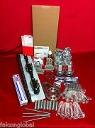 Cadillac 390 Deluxe Engine Kit Pistons+moly Rings+cam+gaskets 1959-62