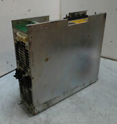 Indramat Ac Mainspindle Drive Adm1.2-100-300-w1 Used Ships Same Day