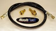Hose For Me420p Extend A Stay Propane Adapter Kit Tank Grill Bbq 1lb Marshall Lp