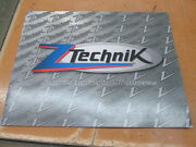 Ztechnik 2001 Bmw Motorcycle Accessories Catalog 26 Pages