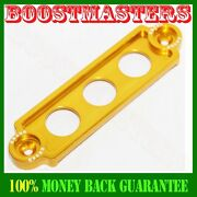 Battery Tie Down For 90-01 Integra /92-00 Civic /00-09 S2000/02-05 Ep3 Gold New