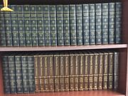 Encyclopedia Britannica Leather Bound With Yearbooks Thru 2002