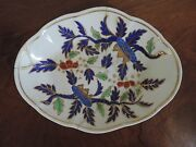 18th Century Worcester Porcelain Plate Chinese Kangxi Imari Bow Derby Chestnut