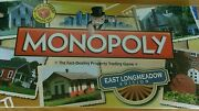 Rare Monopoly East Longmeadow Edition Only 900 Produced Unopened