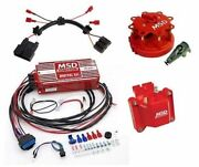 Msd 9975 Ignition Upgrade Kit 86-95 Mustang 5.0l Digital 6a Box/coil/cap And Rotor